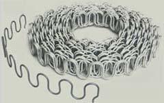 Пружина «змейка»